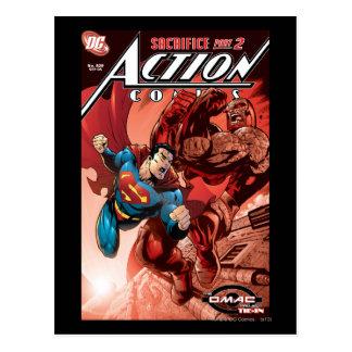 Cartão Postal Ação história em quadrinhos #829 o 5 de setembro