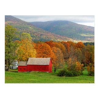 Cartão Postal Acre em Vermont