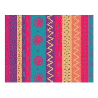 Cartão Postal Açúcar asteca