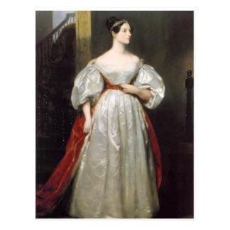 Cartão Postal Ada Lovelace