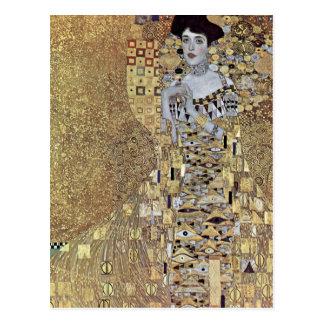 Cartão Postal Adele Bloch-Bauer mim