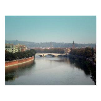 Cartão Postal Adige