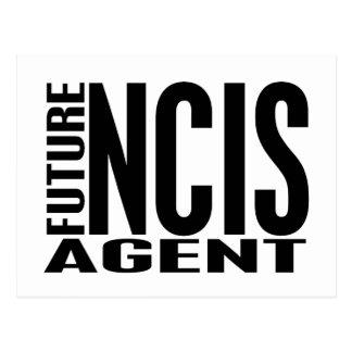 Cartão Postal Agente futuro de NCIS