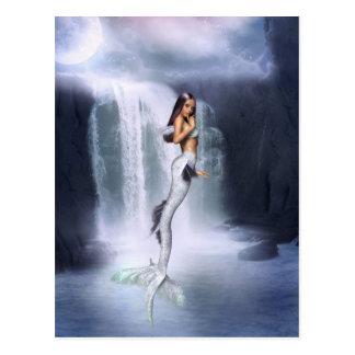 Cartão Postal Águas da sereia