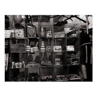 Cartão Postal Ainda-vida da feira da ladra