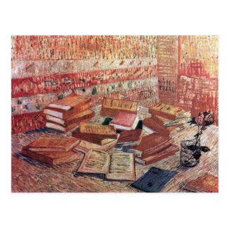 Cartão Postal Ainda vida por Vincent van Gogh 1887