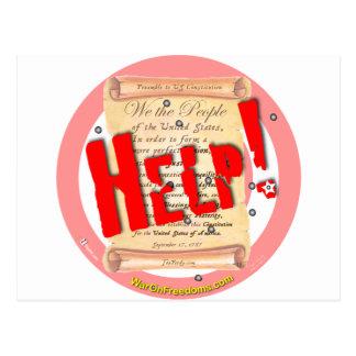 Cartão Postal Ajuda