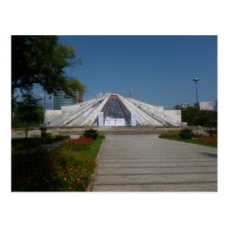 Cartão Postal Albania - Tirana - The Pyramid
