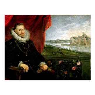 Cartão Postal Albert do Archduke de Habsburgo de Áustria