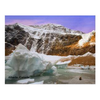 Cartão Postal Alberta, Canadá