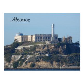 Cartão Postal Alcatraz- San Francisco