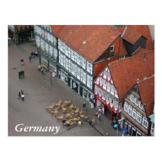Cartão Postal Alemanha