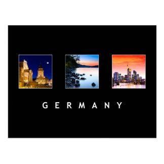 Cartão Postal Alemanha 01D