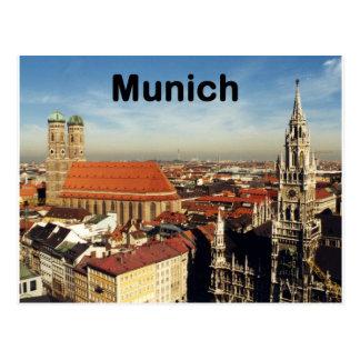 Cartão Postal Alemanha Munich (St.K)