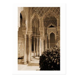 Cartão Postal Alhambra