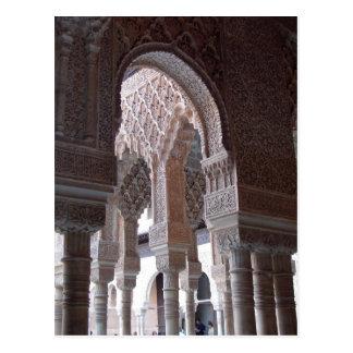 Cartão Postal Alhambra-7