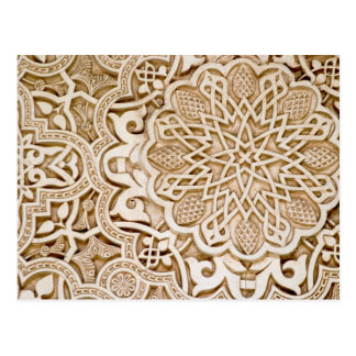 Cartão Postal Alhambra, espanha