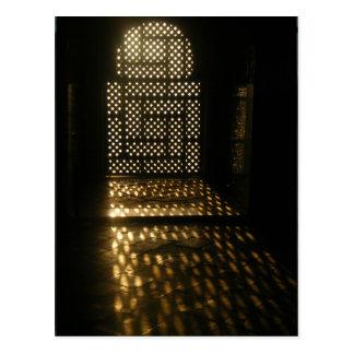 Cartão Postal Alhambra, Granada, Andalucia, espanha