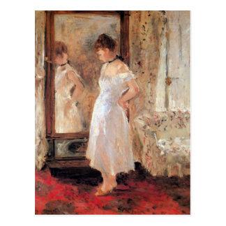 Cartão Postal Alma por Berthe Morisot