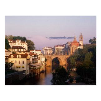 Cartão Postal Amarante, Portugal