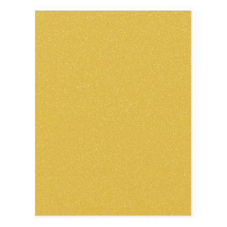 Cartão Postal AMARELO do creme de PANTONE com brilho fino do