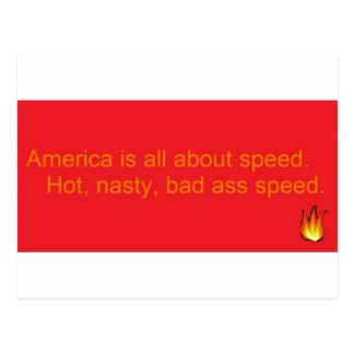 Cartão Postal América…
