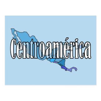 Cartão Postal América Central