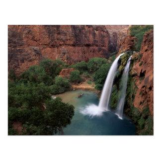 Cartão Postal America do Norte, EUA, arizona, garganta de