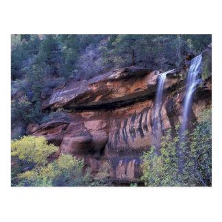 Cartão Postal America do Norte, EUA, Utá, parque nacional de