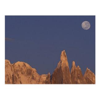 Cartão Postal Ámérica do Sul, Argentina, Patagonia Parque