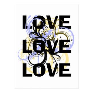 Cartão Postal Amor do amor do amor