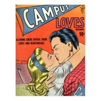 Cartão Postal Amor do terreno