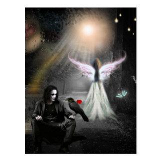 Cartão Postal Amor infinito