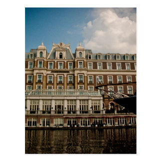 Cartão Postal Amsterdan Hotel