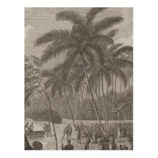 Cartão Postal Anamooka, Tonga
