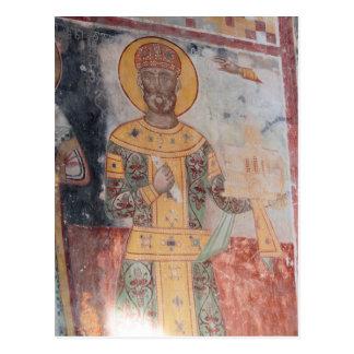 Cartão Postal Anchient Artwrok religioso