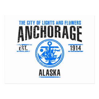 Cartão Postal Anchorage