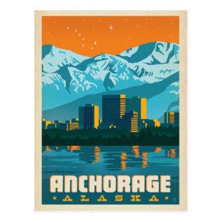 Cartão Postal Anchorage, Alaska