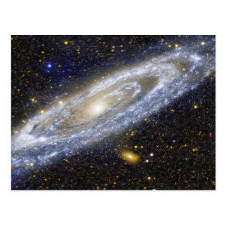 Cartão Postal Andromeda