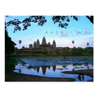 Cartão Postal Angkor Wat 01