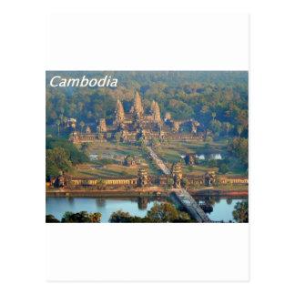 Cartão Postal - Angkor-WAT-Angie.