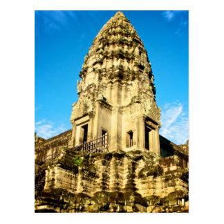 Cartão Postal Angkor Wat Cambodia