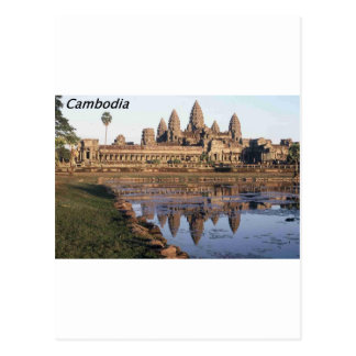 Cartão Postal - Angkor Wat [kan.k]