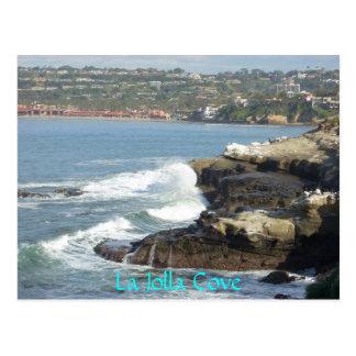 Cartão Postal Angra de La Jolla