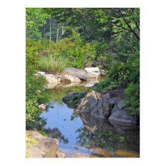 Cartão Postal Angra de pedra da montanha, montanha de pedra
