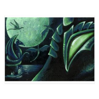 Cartão Postal Angra do dragão