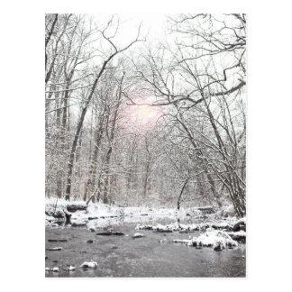Cartão Postal Angra - inverno