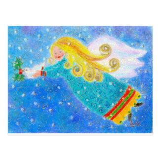 Cartão Postal anjo