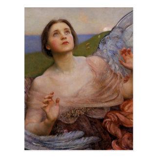 Cartão Postal Anjo-da-guarda