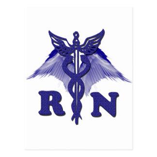 Cartão Postal Anjo do RN
